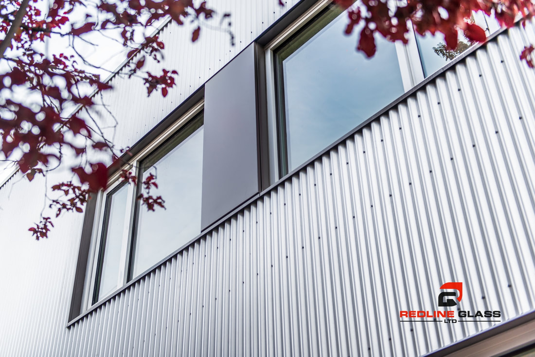 windows repair replace maintenance commercial redline glass company