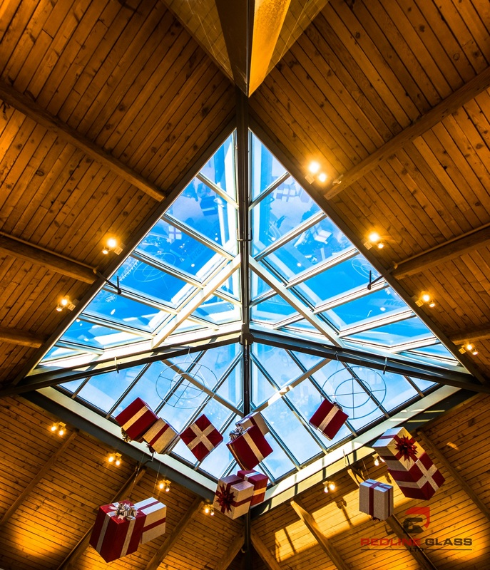 glass design skylight commercial company redline glass