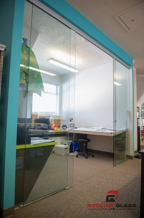 office install sliding glass doors redline product cost